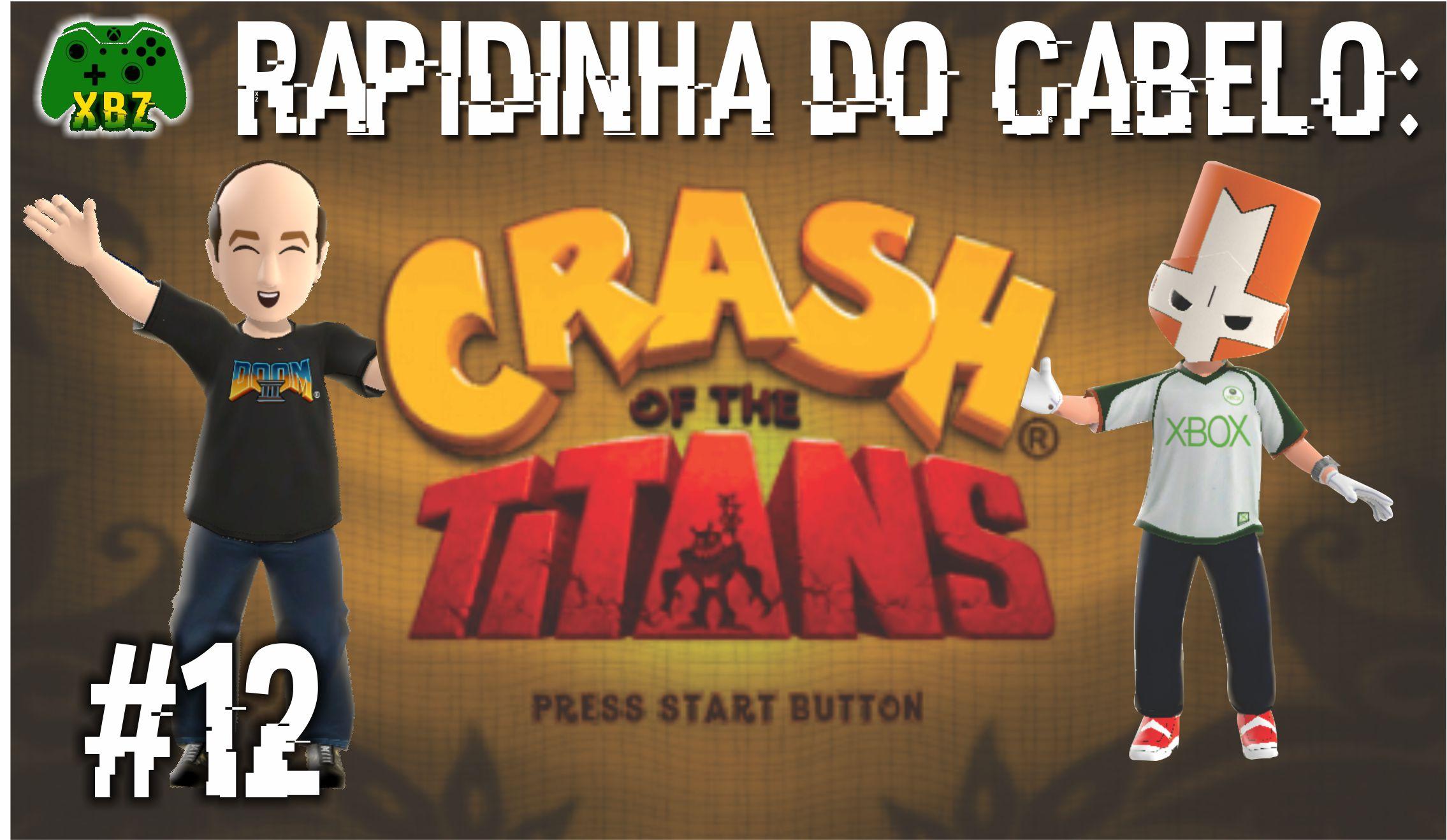 Crash Bandicoot of the Titans